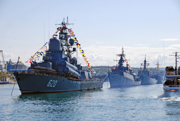 Стройуправление ЧФ России в Севастополе - банкрот