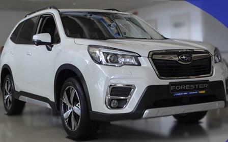 Subaru Forester 2020 в комплектации Premium FR с выгодой в 103 700 грн