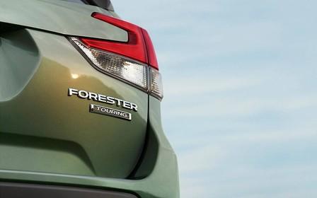 Subaru готовится к презентации нового Forester