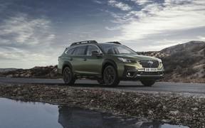Subaru Outback на новой платформе добрался до Европы. Что с ценой?