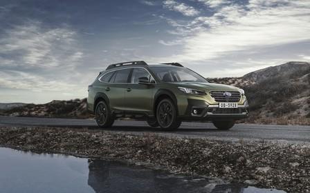Subaru Outback на новій платформі дістався Європи. Що з ціною?