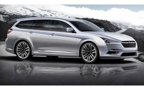 «Subaru подтверждает запуск нового поколения Outback.»