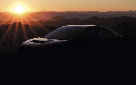 Subaru показала перше фото нового WRX