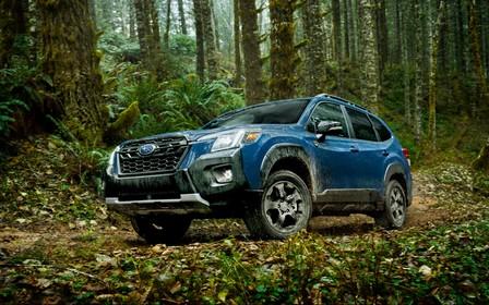 Subaru показала «прокачаний» Forester Wilderness. Наскільки подорожчає?