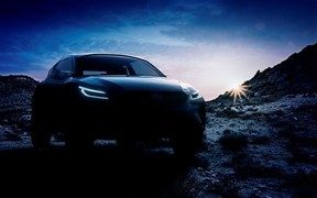 Subaru презентує новий концепт Viziv Adrenaline на Женевському мотор-шоу