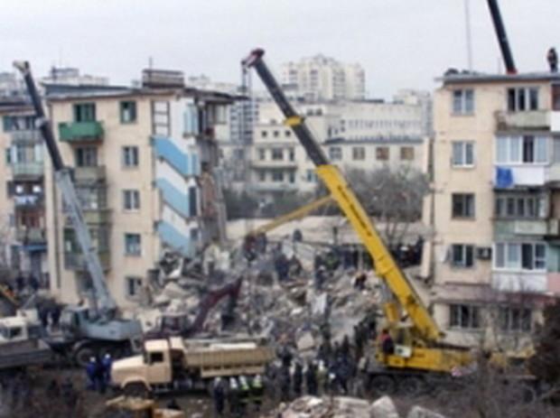 Суд вынес приговор виновным во взрыве жилого дома в Евпатории