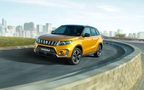 Suzuki Vitara 2019: больше стиля и драйва, меньший расход