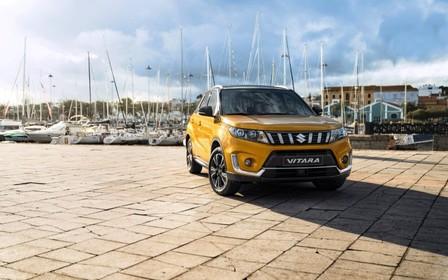 Suzuki Vitara від 486 900 грн!