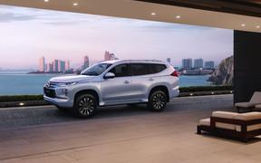 Світова прем'єра нового Mitsubishi Pajero Sport в Таїланді
