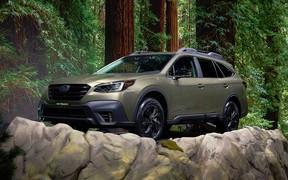 Світова прем'єра нового Subaru Outback 2020