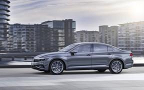Світова прем'єра нового Volkswagen Passat у Женеві