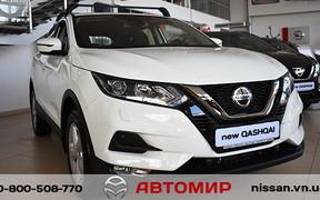 «Святкова пропозиція від Автомир Nissan на кросовер Qashqai до міжнародного жіночого дня»