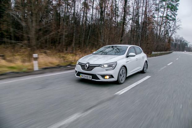 Сюрприз: Тест-драйв Renault Megane