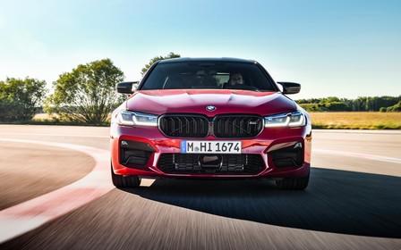 Темний бік сили. BMW M5 оновився