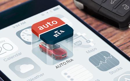Теперь и для iOS! Новое мобильное приложение AUTO.RIA на iPhone и iPad