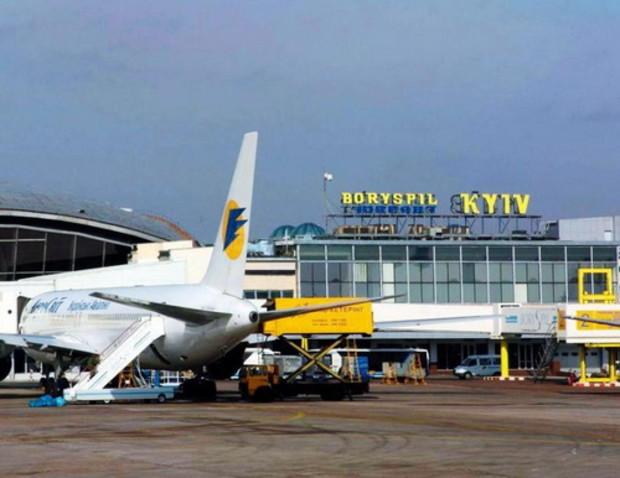 """Термiнал """"D"""" в """"Борисполi"""" буде готовий до 1 жовтня 2011 року"""