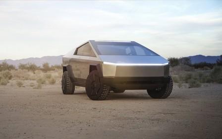 Tesla Cybertruck: экономишь - подожди