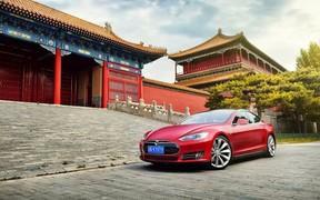 Tesla построит завод для сборки в Китае