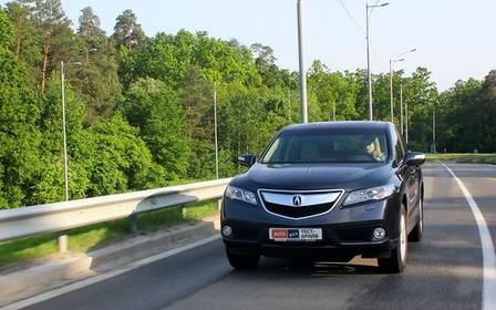 Тест-драйв Acura RDX