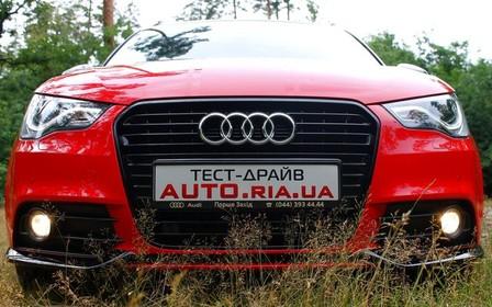 Тест-драйв Audi A1 Sportback: кольца всевластия