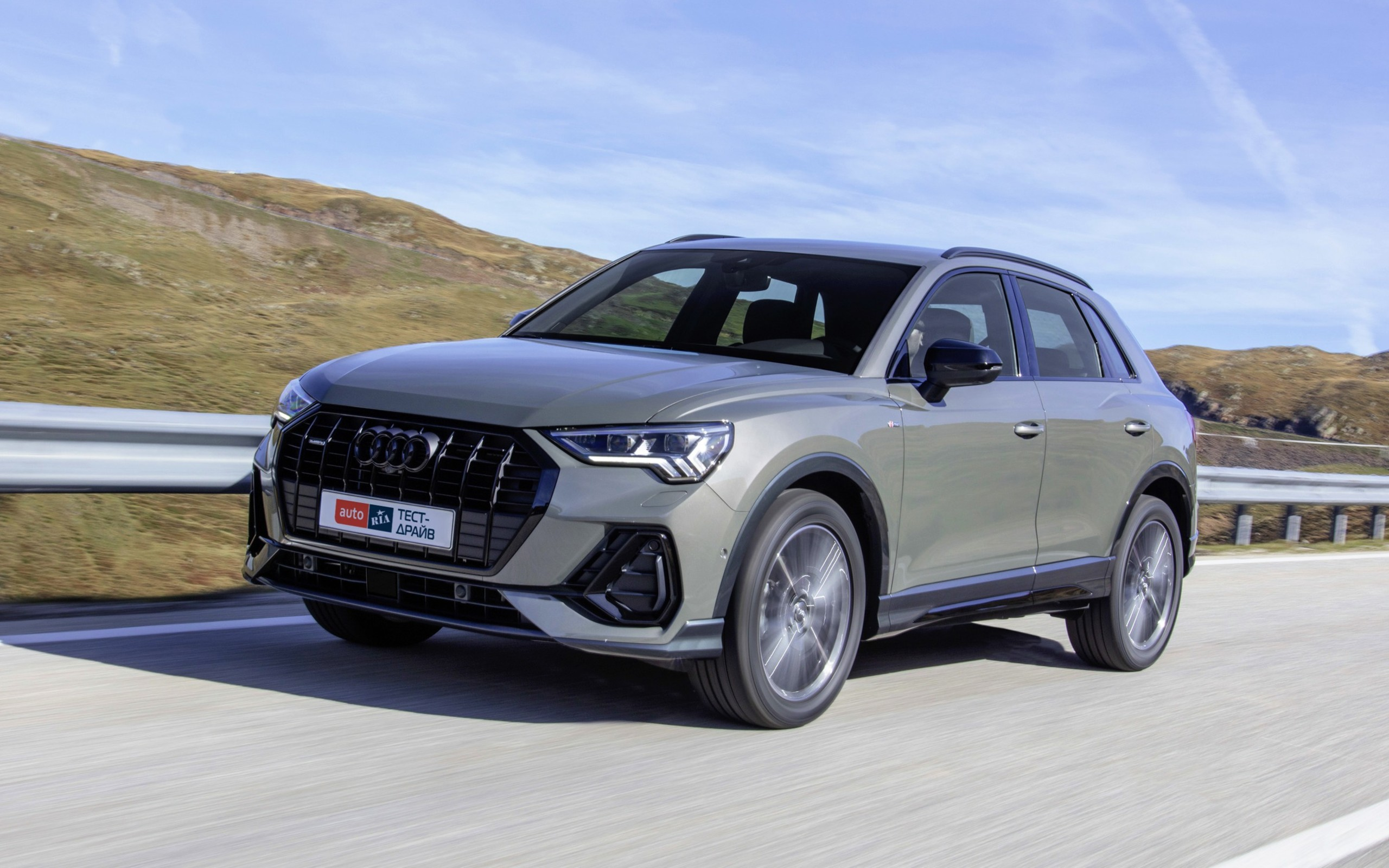 Audi Q3: Больше не «заплатка»