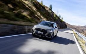 Тест-драйв Audi Q3 - головні переваги нового позашляховика