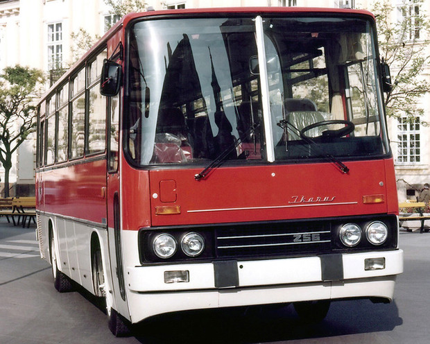 Ikarus 256 1985 тест драйв и обзор Икарус 256     - AUTO RIA