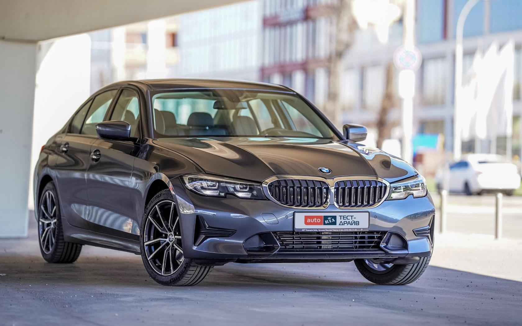BMW 320i xDrive: прекрасен, если доплатить