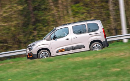 Тест-драйв Citroen Berlingo. Весь из себя