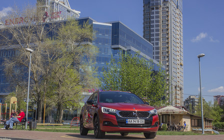 Тест-драйв DS4 Crossback