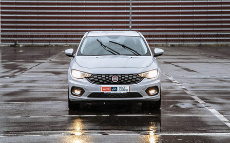 Тест-драйв Fiat Tipo