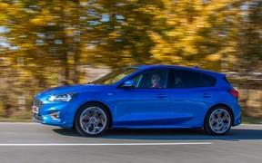 Тест-драйв Ford Focus ST-Line: Повысил разряд