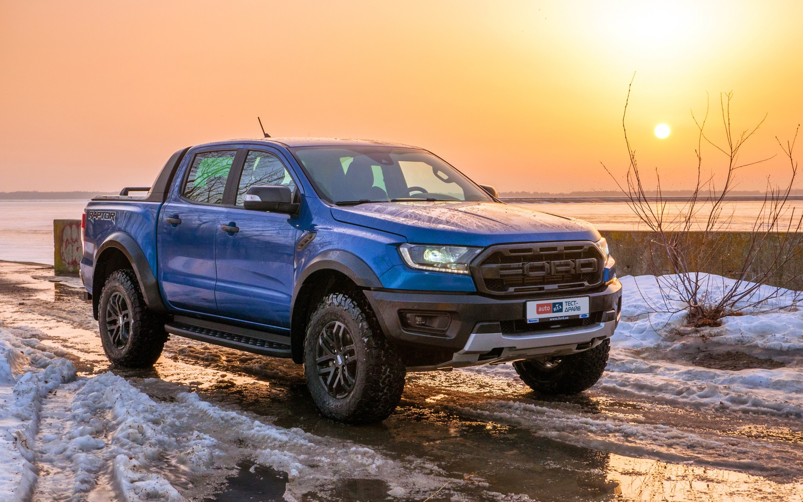 Тест-драйв Ford Ranger Raptor. Хищник для наших широт