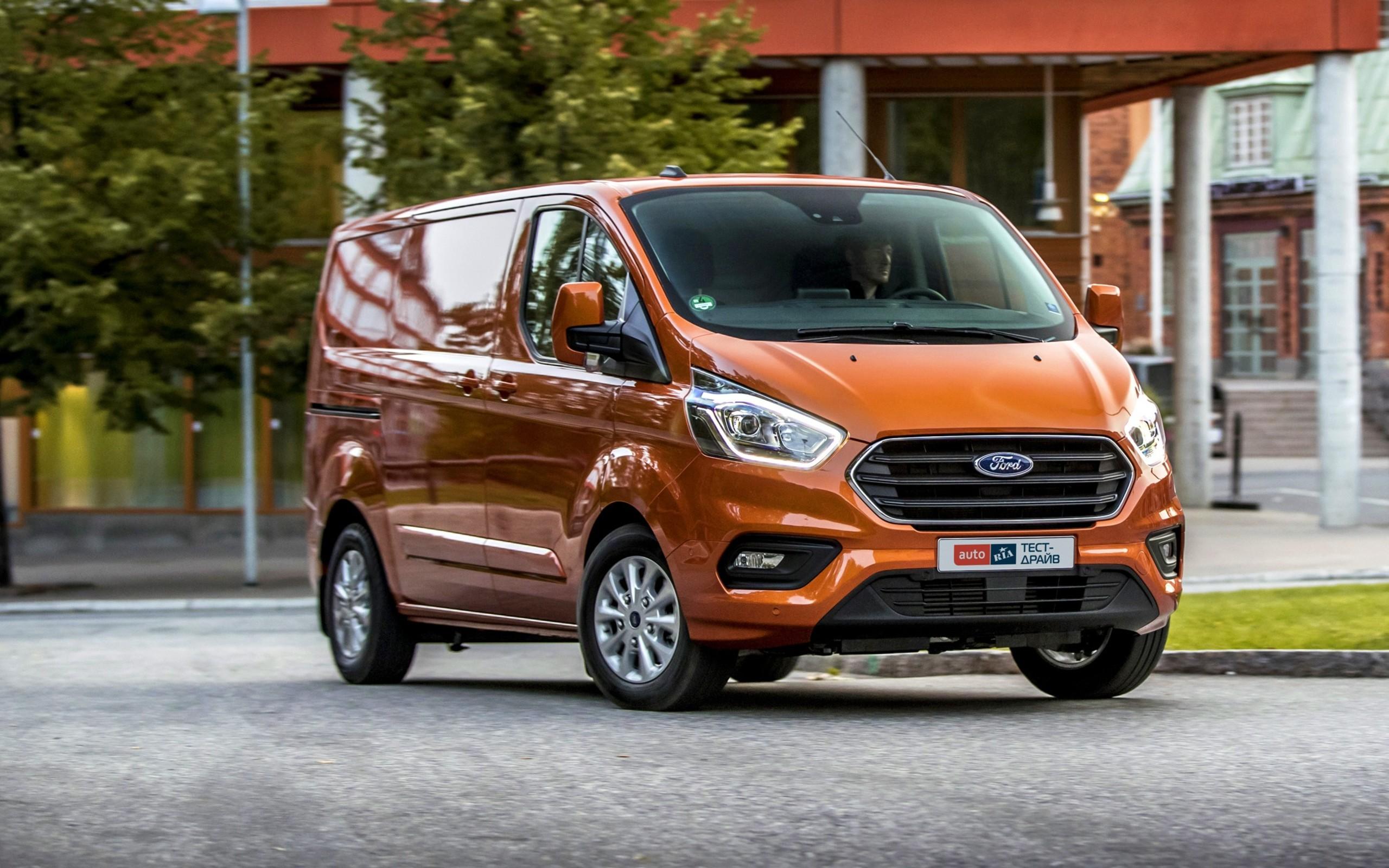 Ford Transit Custom PHEV: Гроші люблять розрахунок