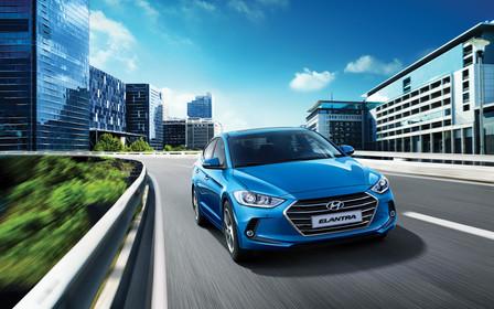 Тест-драйв Hyundai Elantra