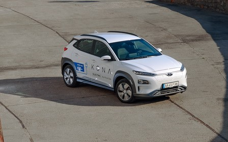 Тест-драйв Hyundai KONA Electric: Без напряжения