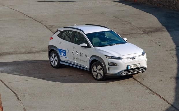 Хюндай Кона 2019 тест драйв и обзор Hyundai Kona: Тест-драйв Hyundai KONA Electric: Без напряжения