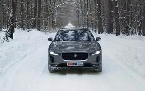 Тест-драйв Jaguar i-Pace. На лампочке