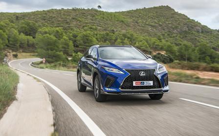 Тест-драйв Lexus RX: Sed Lexus