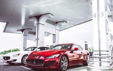 Тест-драйв Maserati в Одессе