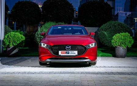 Тест-драйв Mazda 3: C первого взгляда