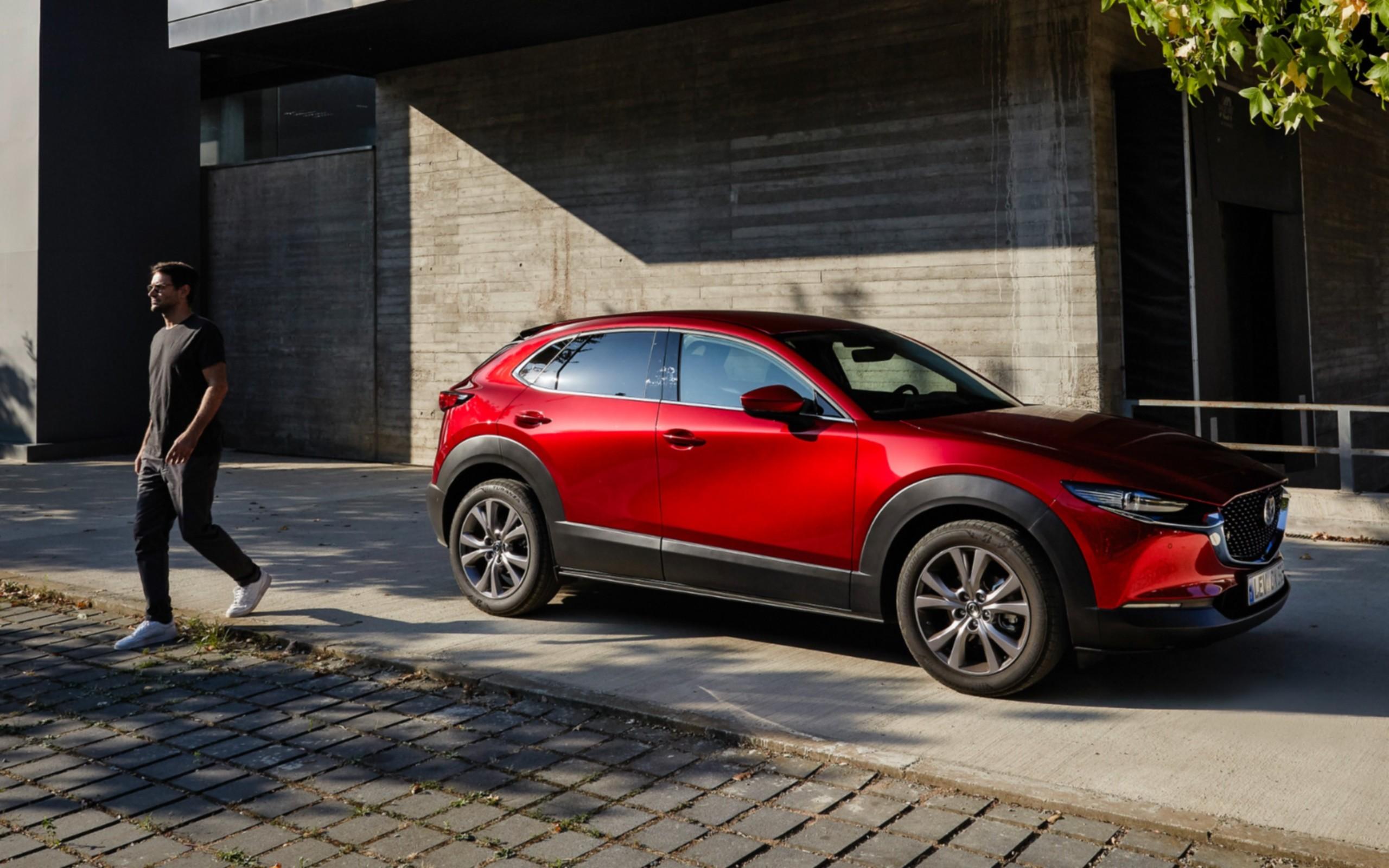Тест-драйв Mazda CX-30. Альтернатива? Качки!