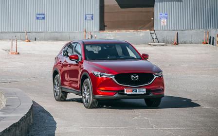 Тест-драйв Mazda CX-5