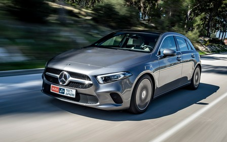Тест-драйв Mercedes-Benz A-Класса