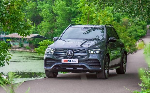 Мерседес Бенц ГЛЕ-Класс тест драйв и обзор Mercedes-Benz GLE-Class с фото