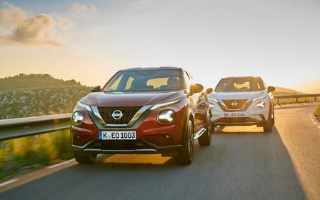 Тест-драйв Nissan Juke: Скромность украшает?