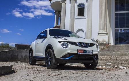Тест-драйв Nissan Juke