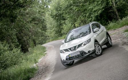 Тест-драйв Nissan Qashqai: Случаи бывают разные