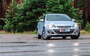 Тест-драйв Opel Astra: Астралогический прогноз