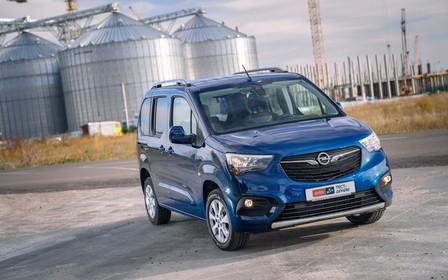 Тест-драйв Opel Combo Life. Хто відправив «Зафіру» до музею?